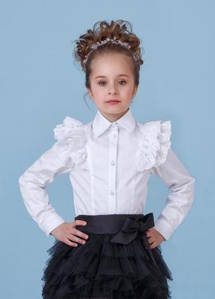 Блузка для девочки  zironka рост 146 зиронька