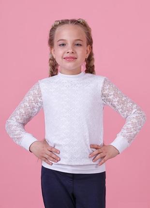 Джемпер для девочки zironka рост 134, 146 зиронька