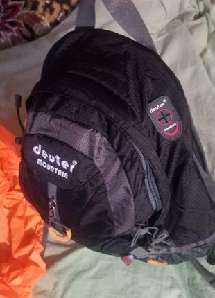 Рюкзак Deuter G29-1 35 25 л с каркасной жесткой спинкой сетка