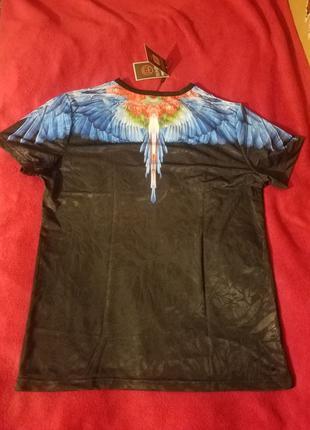 Новая футболка XL супер легкая потоотводящая летняя эксклюзив ...