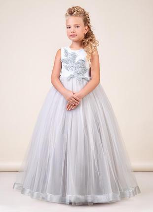 Платье для девочки zironka рост 134, 140, 146 зиронька