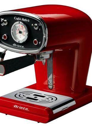 Кофеварка Эспрессо ARIETE 1388 RED | Все Для Приготовления Кофе