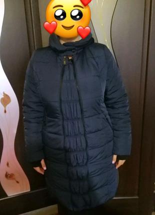 Пальто-куртка с вкладышем для беременных