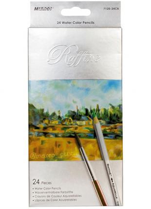 Акварельные карандаши Марко Раффине 24 цвета 7120-24