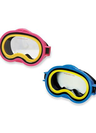 Маска для плавания Sea Scan Swim Intex 55913