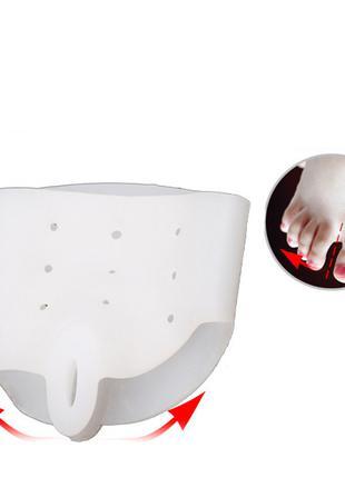Фиксатор корректор косточки с охватом стопы от натоптышей мозолей
