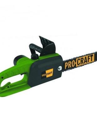 Электропила Procraft K1600 • Электрическая Цепная Пила