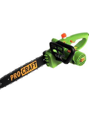 Электропила Procraft K1800 • Электрическая Цепная Пила