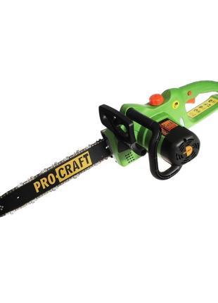 Электропила Procraft K2300 • Электрическая Цепная Пила