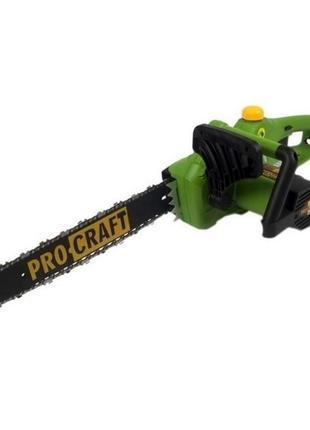 Электропила Procraft K2350 • Электрическая Цепная Пила