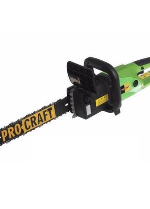 Электропила Procraft K2600 • Электрическая Цепная Пила