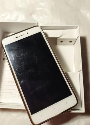 Телефон Xiaomi redmi 4A gold