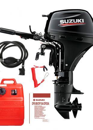 Продам Новый Suzuki DF20AES