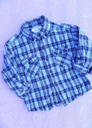 Рубашка 12-18 месяцев