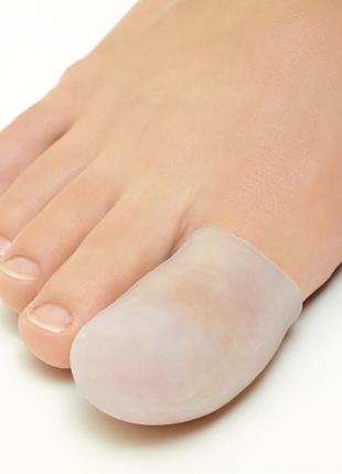 Напальчники (колпачки) на большие пальцы ног от мозолей