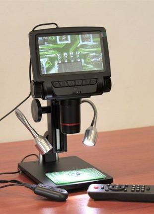 Новый ANDONSTAR ADSM301 HDMI microSD запись 200х цифровой микр...