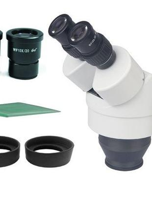 Микроскоп голова ZOOM 7х-45х SZM745 SZM 7045 Head