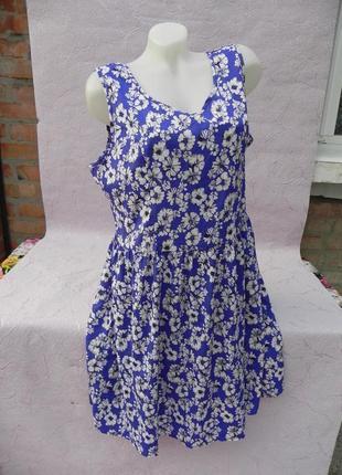 Миленькое платье для красивой пышной дамы george xl/xxl george