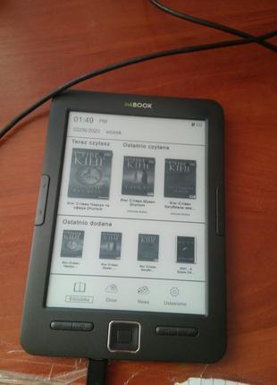 електронна книжка inkBOOk