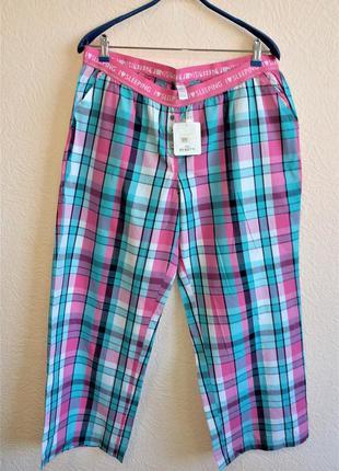 Пижамные брюки большого размера gina benotti