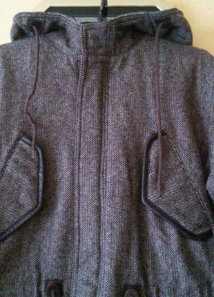 Мужская куртка, парка, пальто
