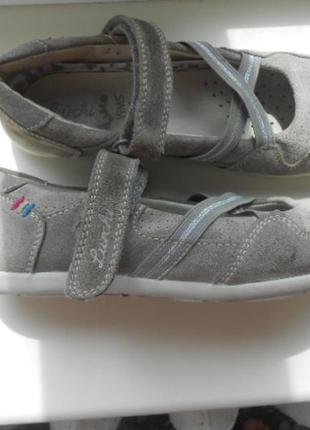 Балетки-сандалии