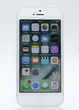 Apple iPhone 5 16GB White  Neverlock  (85800)