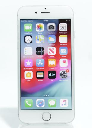 Apple iPhone 6 64GB Silver Neverlock  (94162)