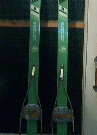 Детские лыжи беговые Стрела спортивные Львов крепления