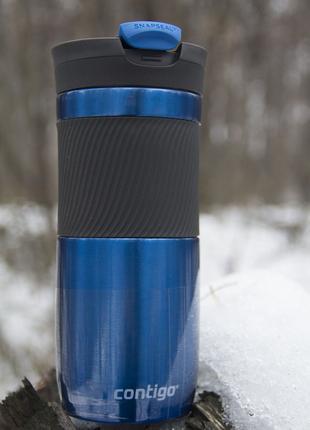 Термокружка Contigo SnapSeal Byron 16 oz, (470 мл)