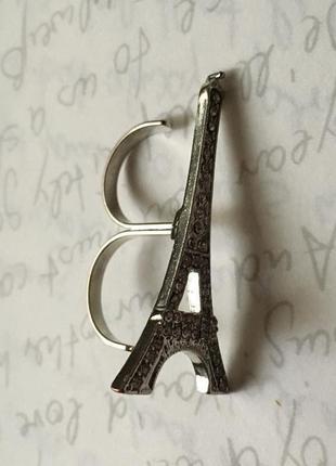 Кольцо Париж сувенир Эйфелева башня