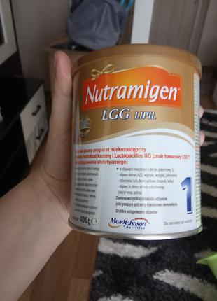 Дитяча суміш Nutramigen 1 LGG LIPL.