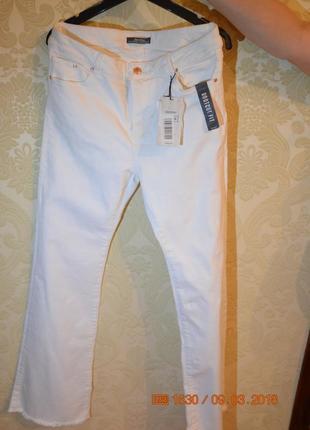 Новые джинсы  bershka клеш