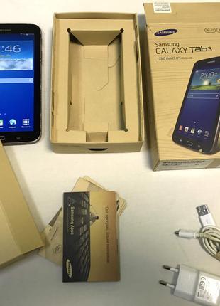 Планшет Samsung Galaxy Tab 3 SM-T210 8GB