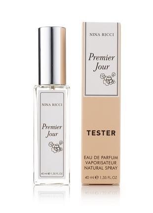 Женский мини парфюм тестер Nina Ricci Premier Jour - 40 мл 67