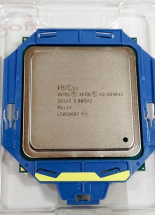 Intel Xeon E5-2690v2 10 ядер 3.0GHz LGA2011 топ проц для Huanan