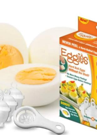 Формы для варки яиц без скорлупы, новинка, Акция