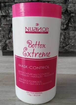 Nuance extreme control ботокс для волос