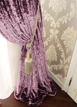Пошиття штор, тюлей, ламбрекенів, декоративних подушок