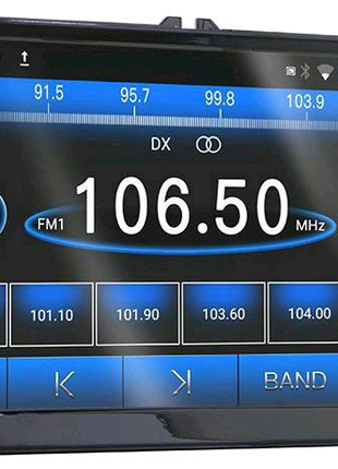 Штатная магнитола EasyGo A431 Volkswagen universal Android 7.0