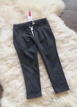 Спортивные штаны street gang (италия) на 6-7 лет (размер 116-122)