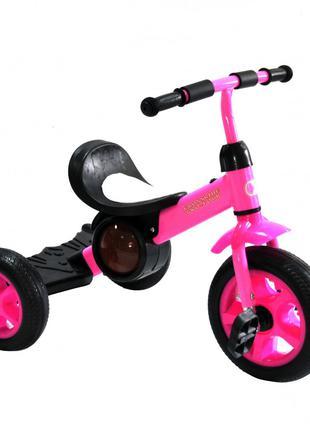 Триколісний велосипед CROSSRIDE SMART-TRIKE T102