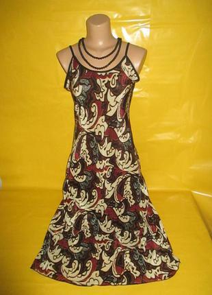 Очень красивое женское платье грудь 46 см !!!!!!!