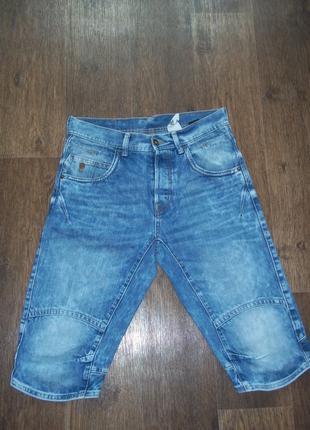 Мужские шорты бриджи карго h&m 30/S/44