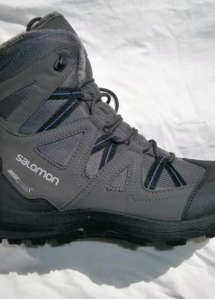 Сапоги зимові  salomon whitetracks waterproof thinsulate оригі...