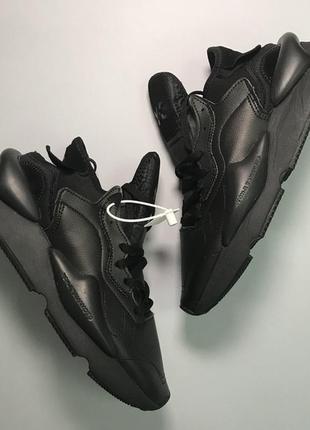 Новинка мужские кроссовки adidas yohji yamamoto y-3 kaiwa full...