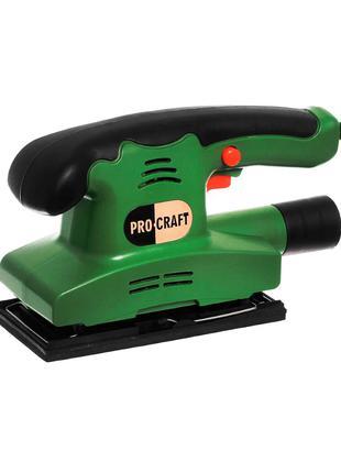 Вибрационная Шлифмашина Procraft PV450 • Шлифовальная Машина