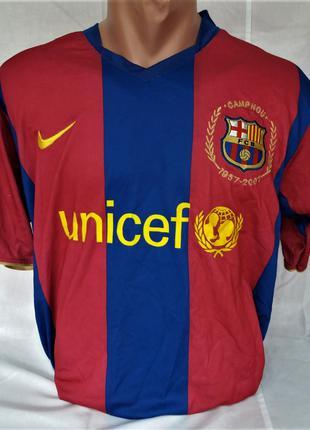 Барселона Футболка Nike Ретро взрослая