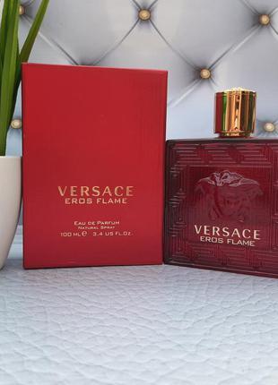 ❤оригинал ❤100 мл роскошный versace eros flame парфюм вода  ци...