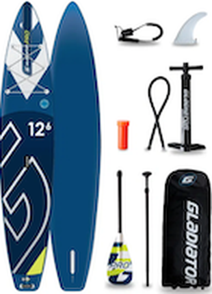 Gladiator 12.6 PRO T (Touring) 2020 SUP Board САП Доска двухслойн